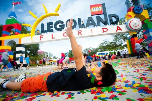 Legoland Florida Resort pod Orlando