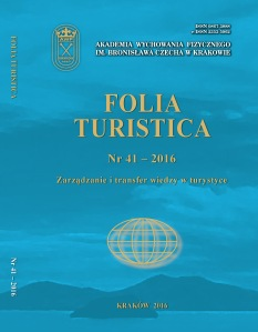 Folia Turistica 41-2016