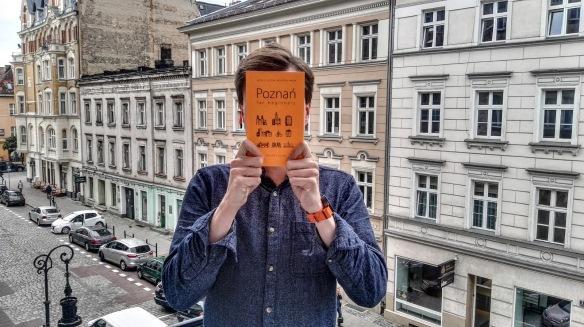 Jacek Y. Łuczak, Wojciech Mania: Poznań for beginners. Wydawnictwo Miejskie Posnania, Poznań 2017.