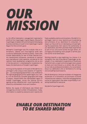 Wonderful Copenhagen 2017 Mission