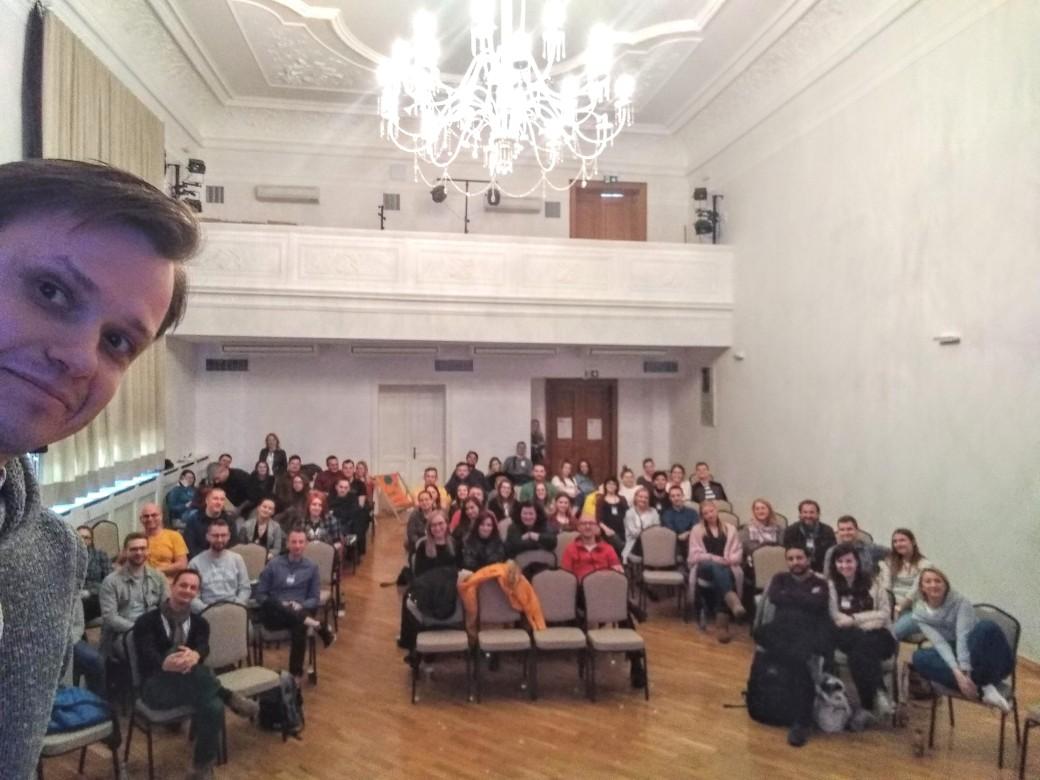 Dom Narodowy, Cieszyn Blogtravel Meetup 12-14.04.2019