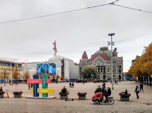 Helsinki - European Capital of Smart Tourism 2019 (fot. Wojciech Mania)